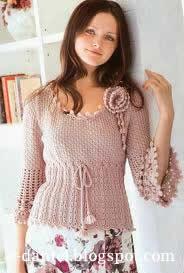 Fiyonklu Bayan Kazak Modelleri