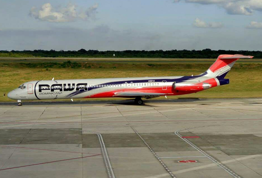 Aerolínea Pawa Dominicana contempla incorporar siete aviones Boeing 767