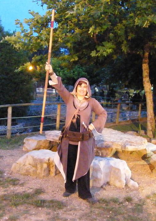 Druidiza e caçadora de dragões, Marion Le Fay
