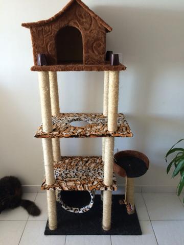 Como fazer arranhador para gatos passo a passo