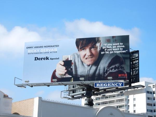 Derek Special Emmy 2015 billboard
