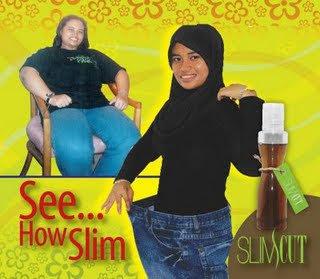 Slimcut Oil (Minyak Oles Pelangsing)