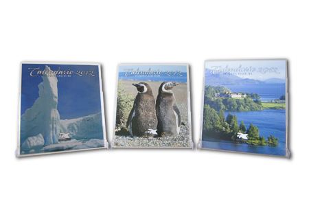 Calendarios de Escritorio 2012 - Patagonia - Andrés Bonetti