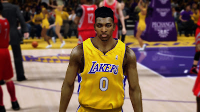 NBA2K14 Nick Young Cyberface