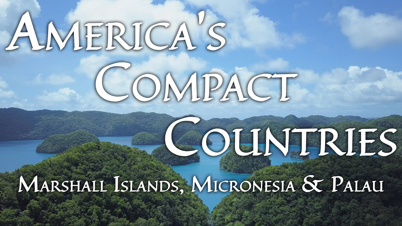 America's Compact Countries (60 min in 4 parts)