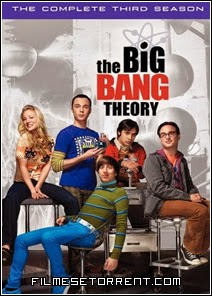 The Big Bang Theory 3 Temporada Torrent Dual Audio