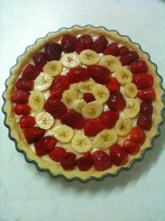 Recette du Tarte aux fruits