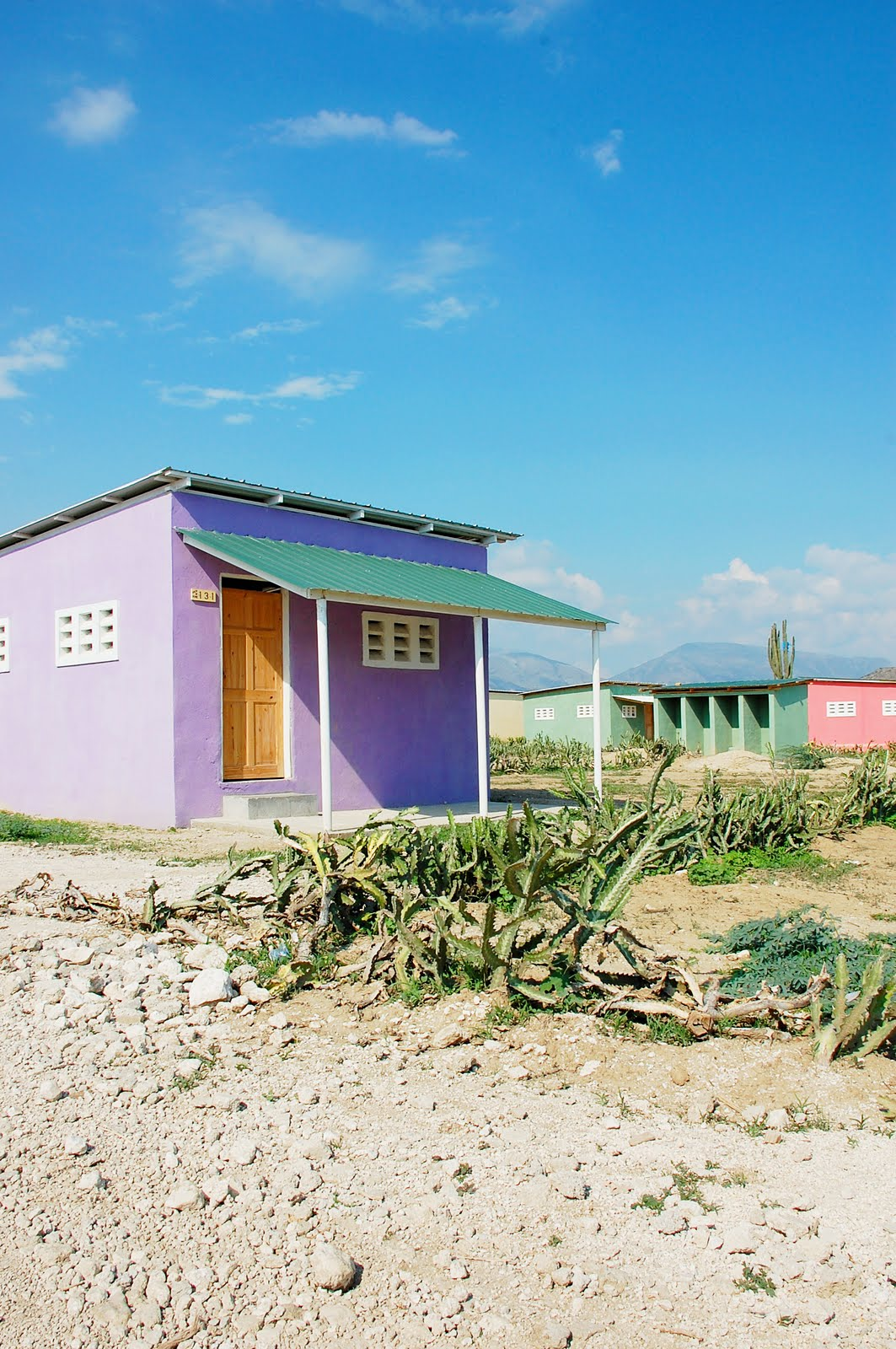 Rebuilding a Home in Haiti | Across the Globe Children's Foundation