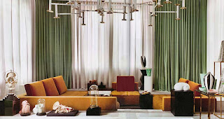 divano moderno colori