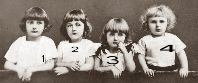Enfants d'Otto comte zu Solms-Laubach