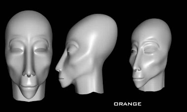 raza..naranja..*** tipo negroide..altos..****