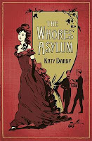Book cover of The Whores' Asylum by Katy Darby