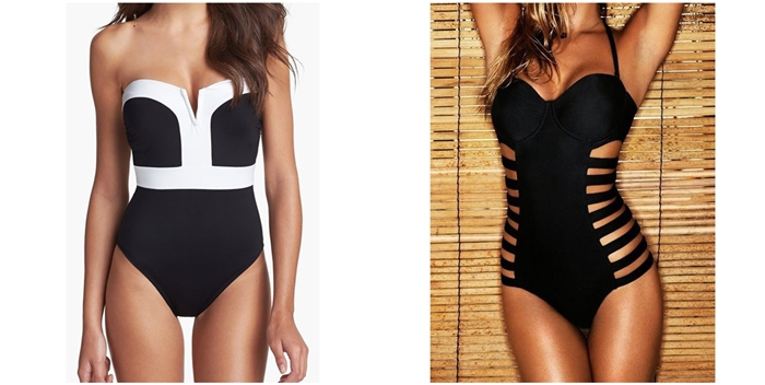 one piece swimsuit trend