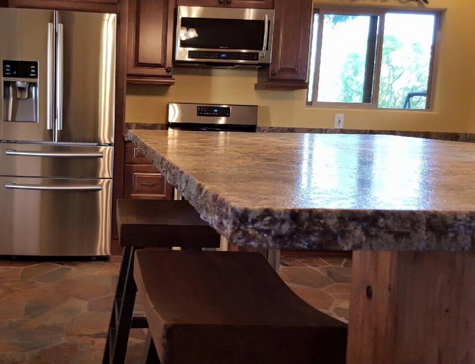 Southwest Granite Rocks!: Choosing An Edge Profile For Your Granite  Countertop!
