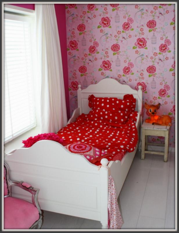 Villa brocante meisjeskamer - Meisjes kamer jaar ...