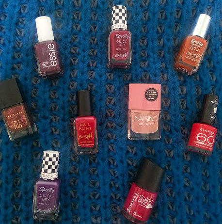 Autumn Is Coming - Nails