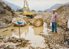 RESIDENTE DE OBRA DE DESCOLMATACION DE RÍO LA LECHE- LAMBAYEQUE - AÑO 2004