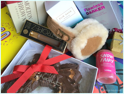 beauty-blogger-what-i-got-for-christmas-2015