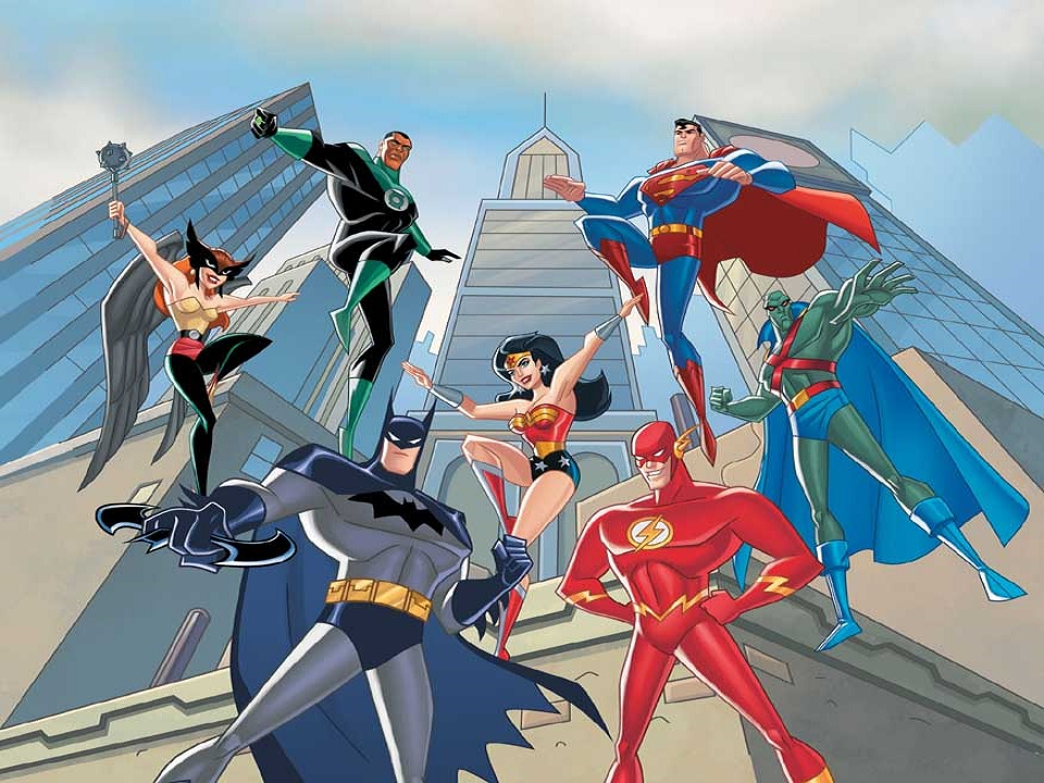 Justice League The Animated Series