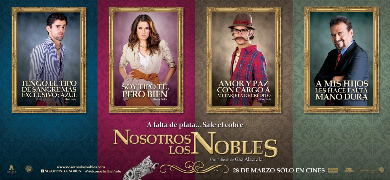 """FILM >> """"Nosotros los Nobles"""" Los+nobles"""