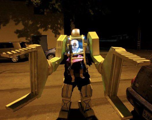 Aliens Loader Robot Baby