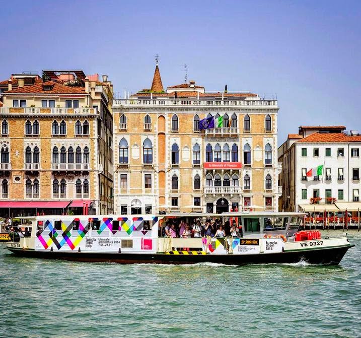 do time architettura a venezia
