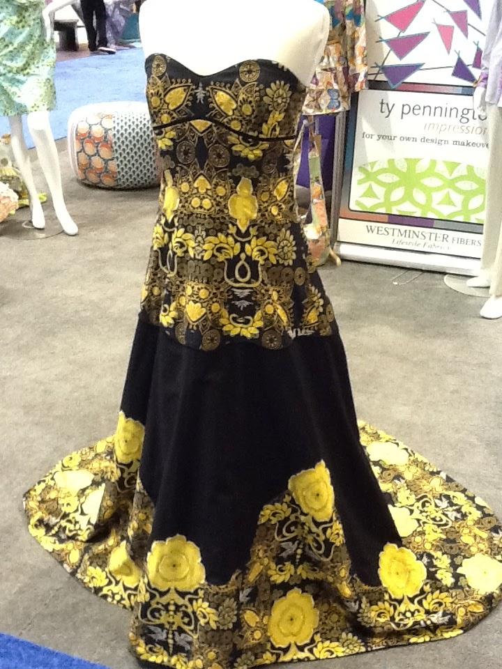 ty Pennington Fabric 2012 Jim Suzio 39 s Dress Using ty Pennington Fabrics