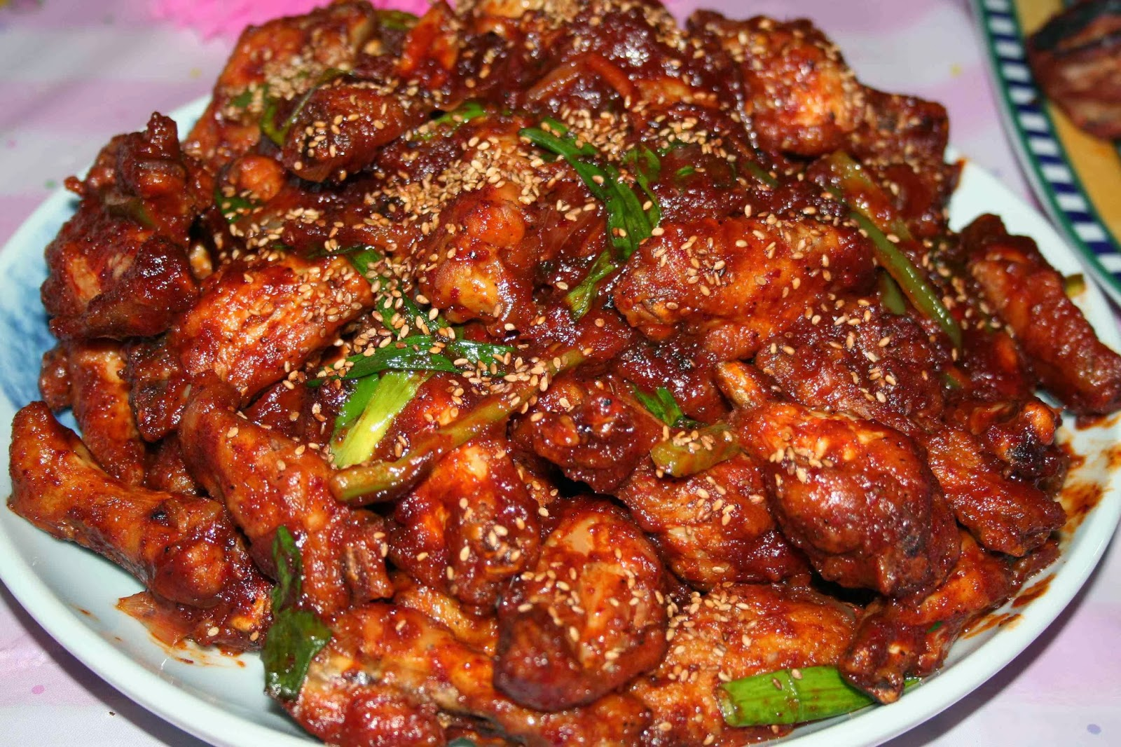 Korean Chicken Wings Recipes — Dishmaps