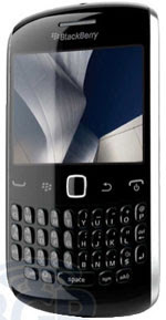 Spesifikasi  BlackBerry Curve Apollo