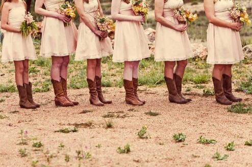 Wedding Wednesday: Country