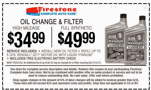 How Much Is An Oil Change At Firestone >> Firestone Oil Change Prices 2017 Car Reviews
