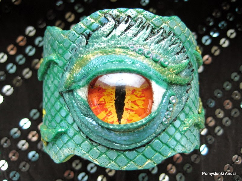 dragons eye, dragon, bracelet, bransoleta, smok, smocza, oko smoka,