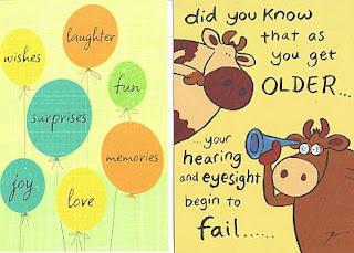Happy Birthday, Tarjetas de Cumpleaños Divertidas para Amigos en Ingles, parte 1