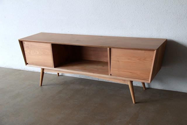 Second charm furniture no veneer for us ashley furniture for Sideboard 80 cm