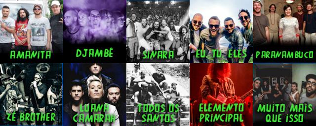 Conheça as bandas participantes do WebFestValda 2015 (parte 2)