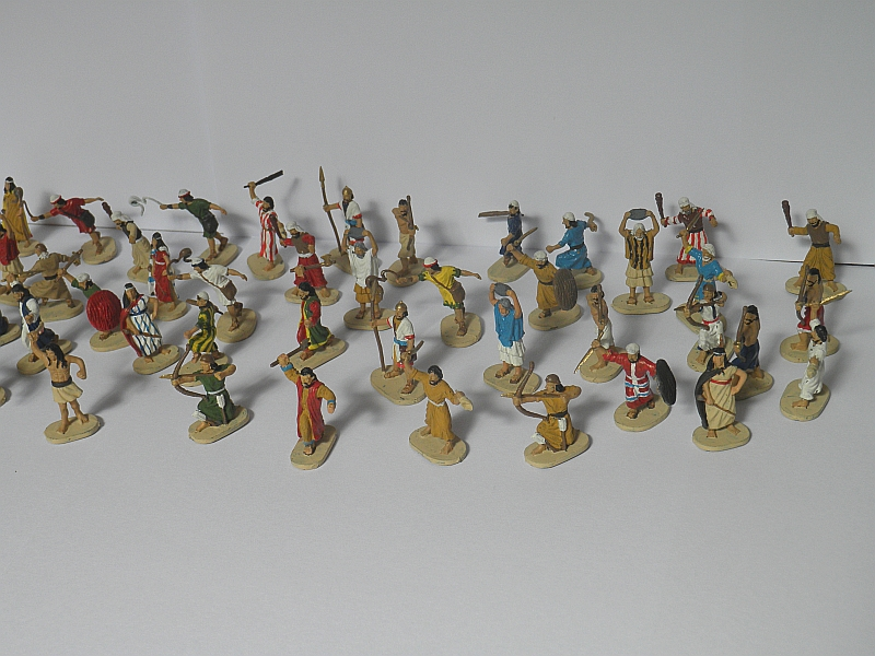 Toy Soldier Chest: HEBREW WARRIORS - Caesar Miniatures, Biblical Era 1 ...