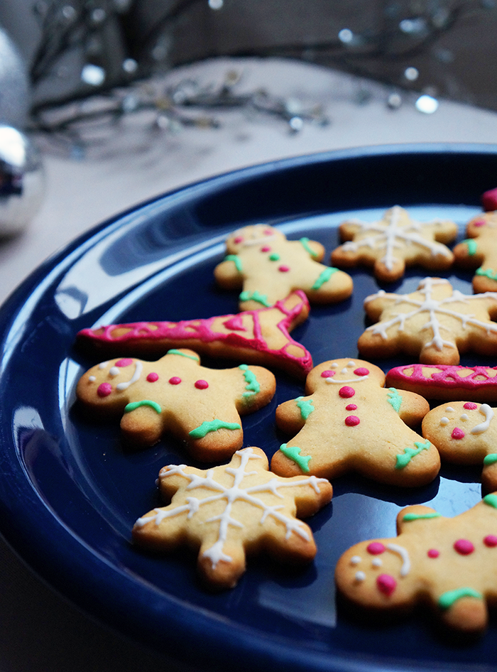 recette biscuits de noel américains