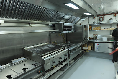 Monarch catering equipment design supply and for Kitchen set up for restaurant