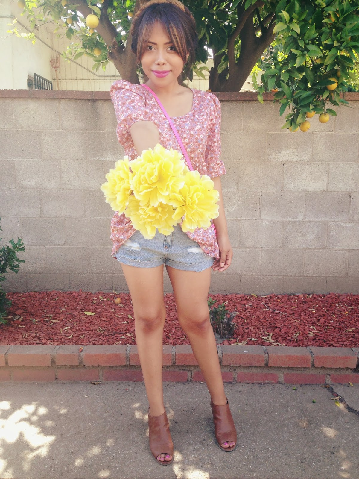 Michellehxo Yellow Flowers In May