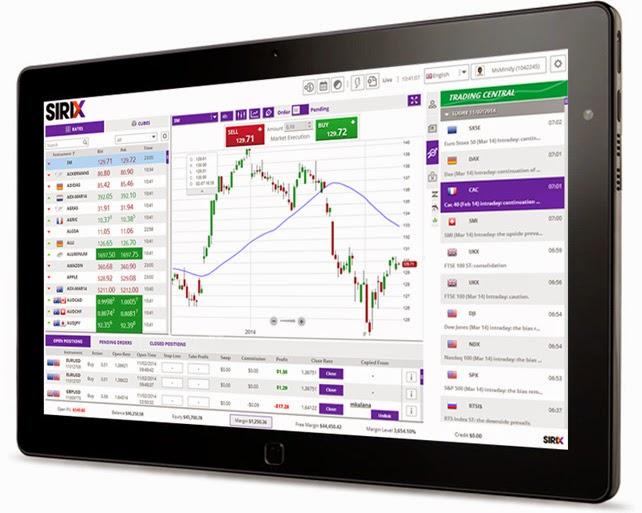 Tablet pc untuk trading forex