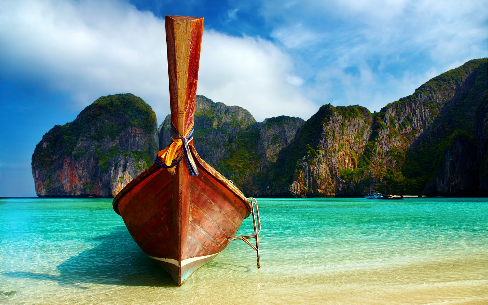 World visits thailand beaches wallpapers hd review for Thai wallpaper gallery