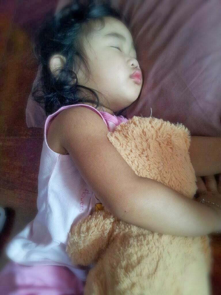 waktu tidur siang kanak-kanak berumur 2 tahun, tidur siang,