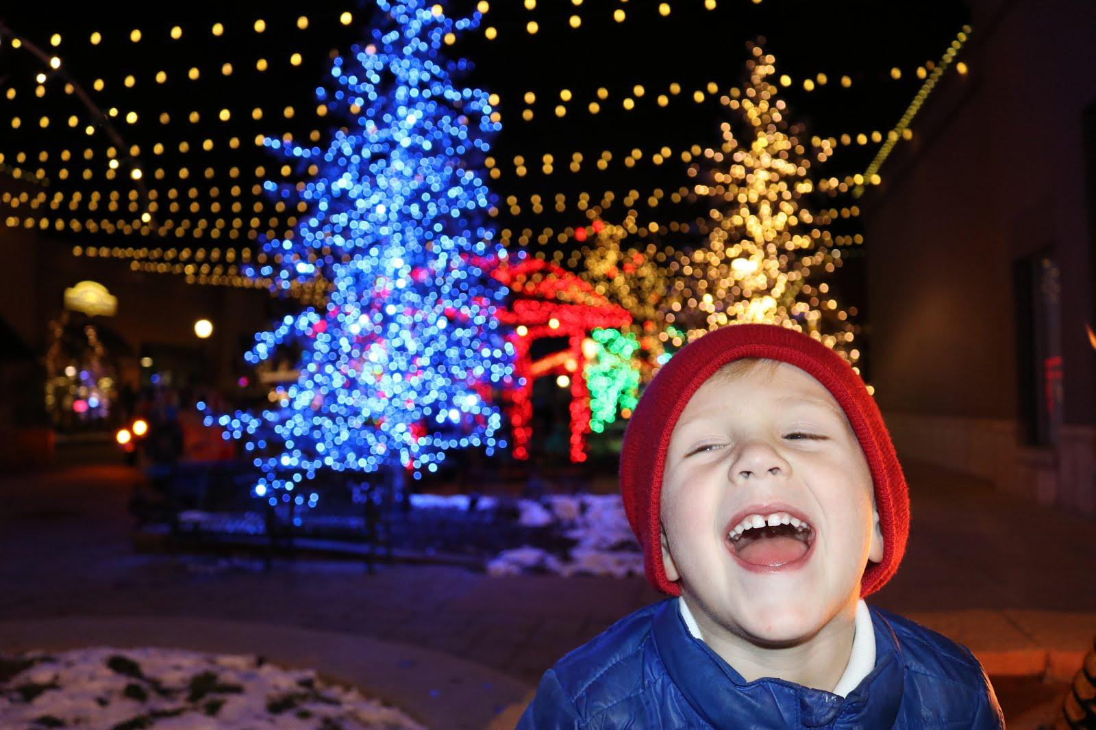 The Grubers: December 2016 - Christmas Activities & Jim Gaffigan