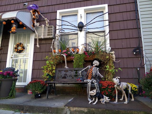 Halloween en Queens - Nueva York (foto: Otro día Perfecto)