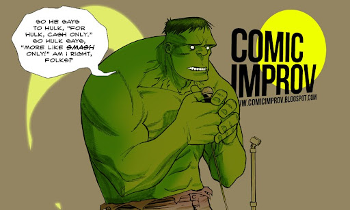 Comic Improv