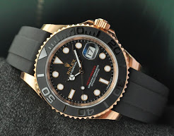 Rolex Yacht Master Everose . 5years warranty