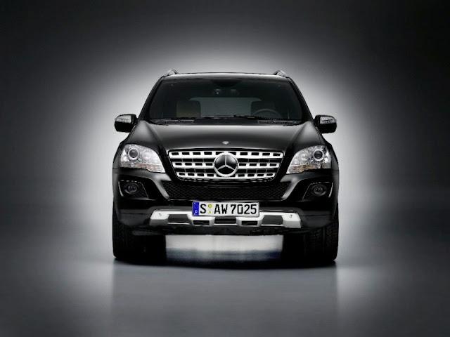 2012 Mercedes ML 350