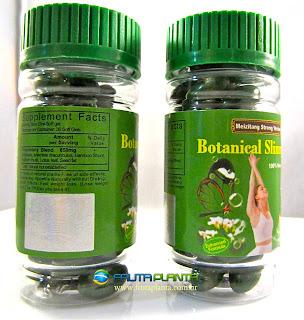 botanical Slimming meizitang brasil