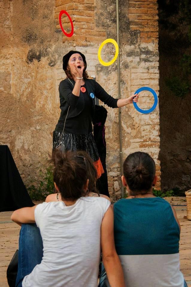 Festival Fes+chapeau teatre, circ i dansa al carrer