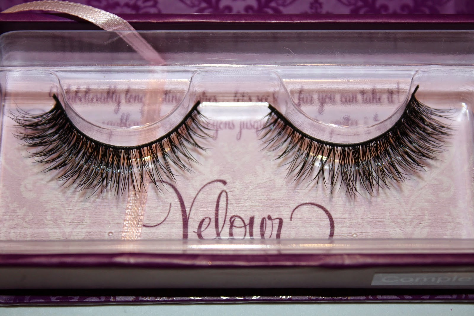 Velour Lashes in You Complete Me